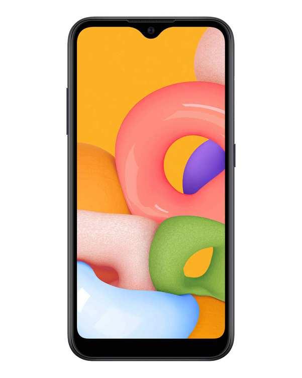 گوشی موبایل سامسونگ Galaxy A01 دو سیم کارت ظرفیت 16 گیگابایت