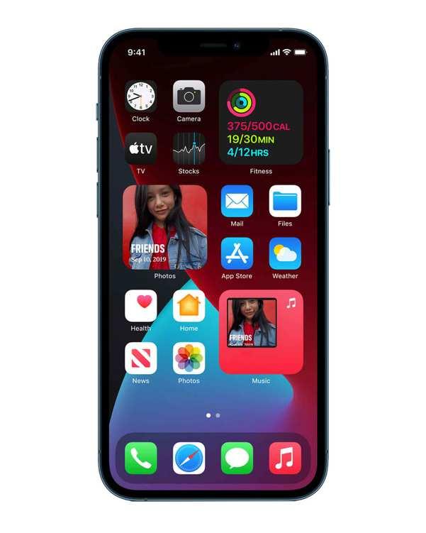 گوشی موبایل اپل مدل iphone 12 Pro دو سیمکارت ظرفیت 128 گیگابایت