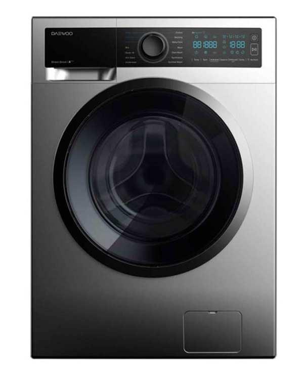 ماشین لباسشویی لایف 8 کیلویی مدل DWK-Life821GB تیتانیوم دوو