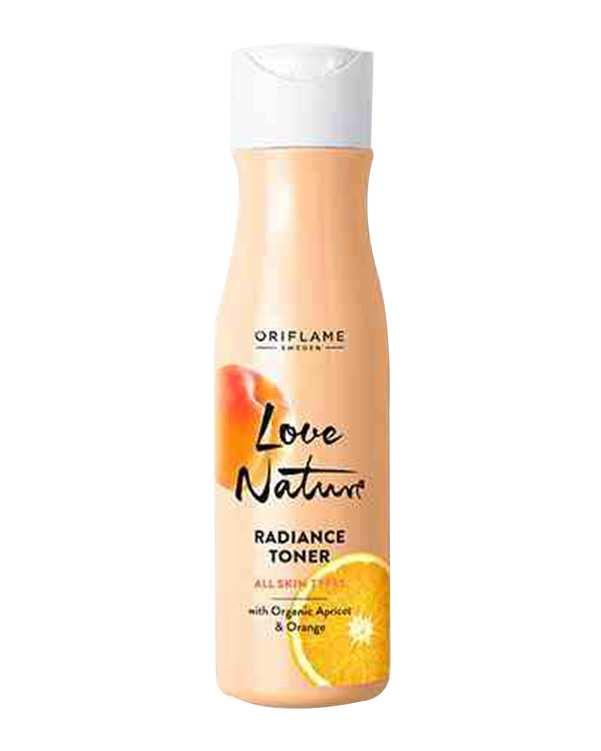 تونر شفاف کننده صورت حاوی عصاره پرتقال 150ml Radiance Toner اوریفلیم