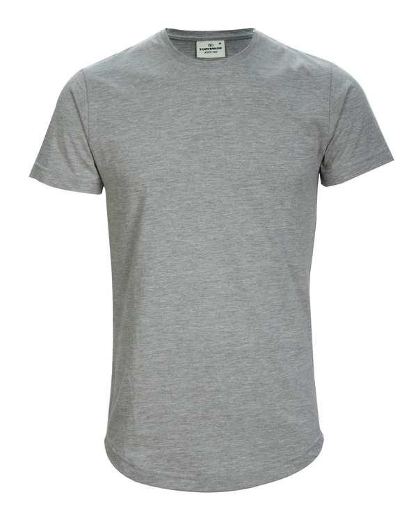 تی شرت مردانه نخی یقه گرد اریس