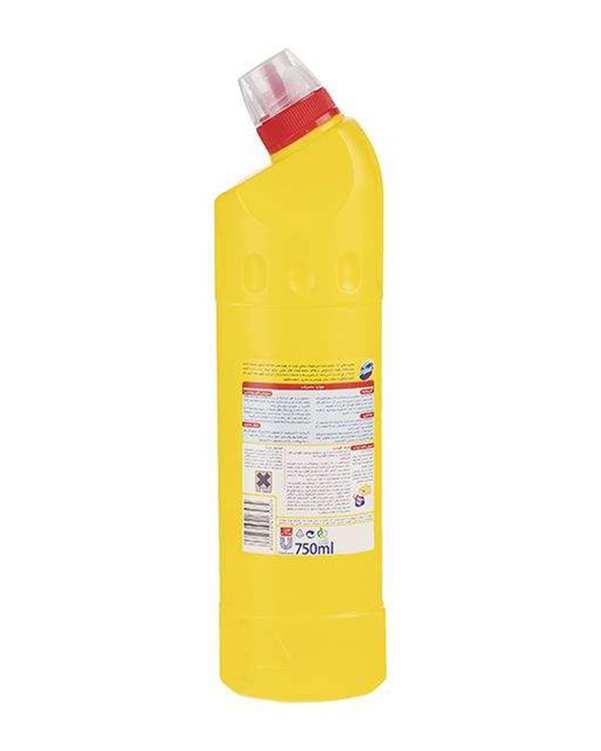 مایع سفیدکننده غلیظ سطوح 750ml Lemon دامستوس