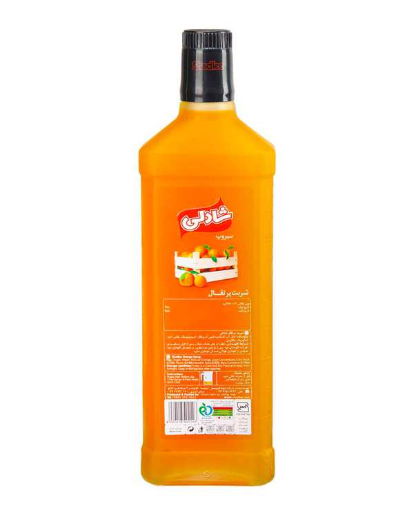 شربت پرتقال 780 گرمی شادلی