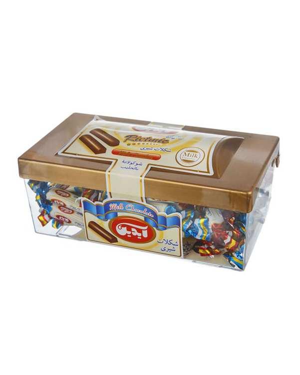 شکلات ریتمیک مدادی جعبه 420گرمی آیدین