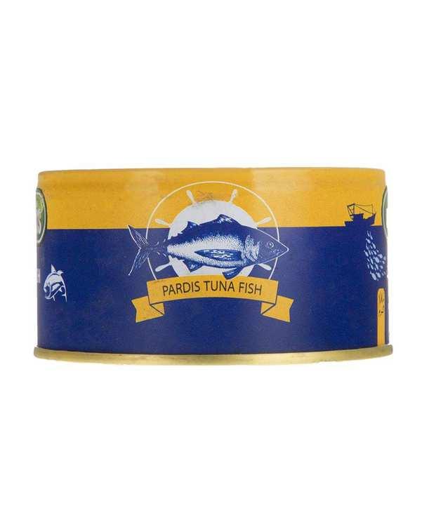 کنسرو ماهی تن 180 گرمی پردیس