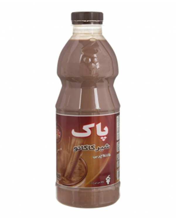 شیر کاکائو1 لیتری پاک