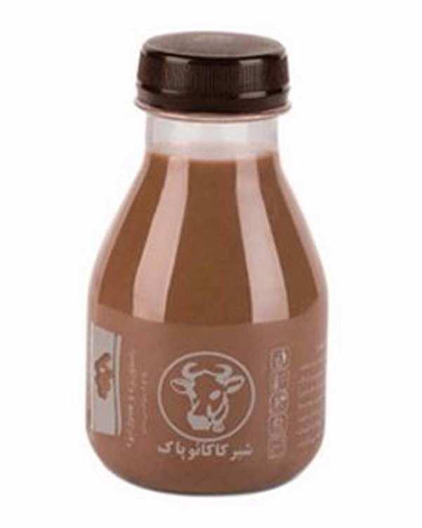 شیر کاکائو 220 سی سی پاک