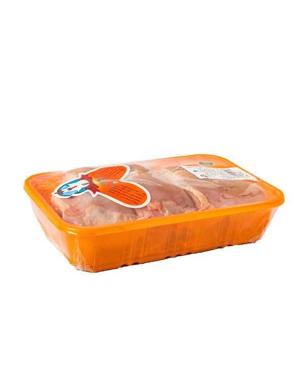 ران مرغ بدون پوست 1800 گرمی سمین