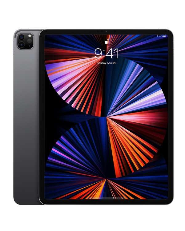 تبلت اپل مدل iPad Pro 12.9 inch 2021 5G ظرفیت 256 گیگابایت مشکی