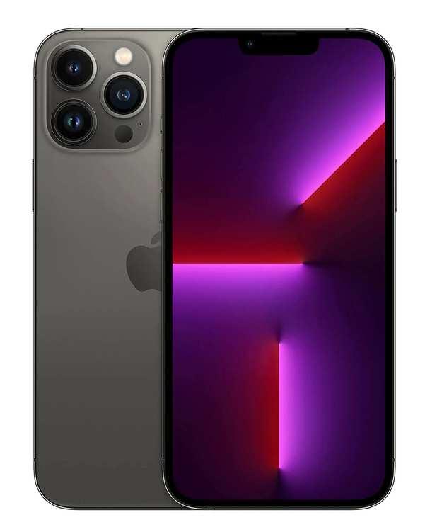 گوشی موبایل اپل مدل iPhone 13 Pro Max  دو سیم کارت ظرفیت 256 گیگابایت خاکستری