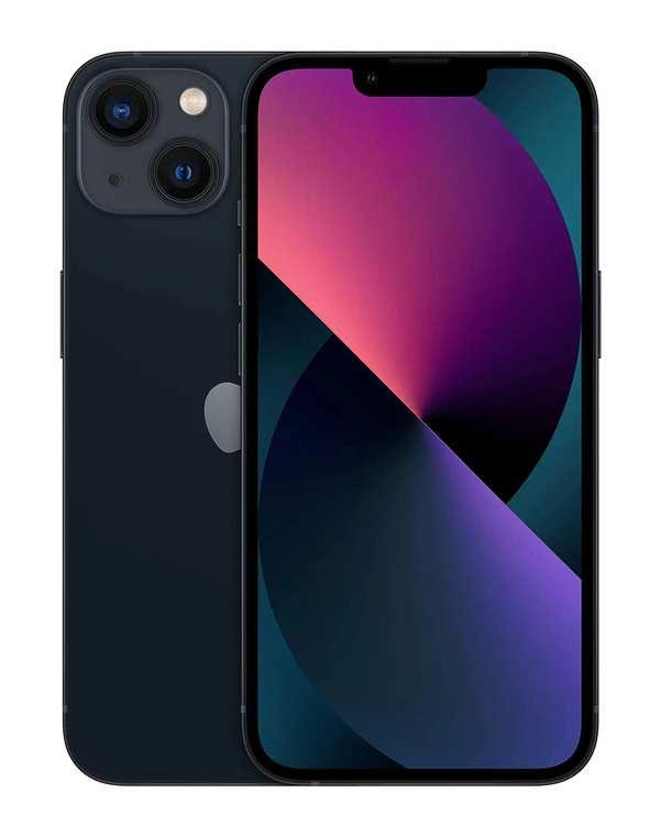 گوشی موبایل اپل مدل iPhone 13 دو سیم کارت ظرفیت 128 گیگابایت