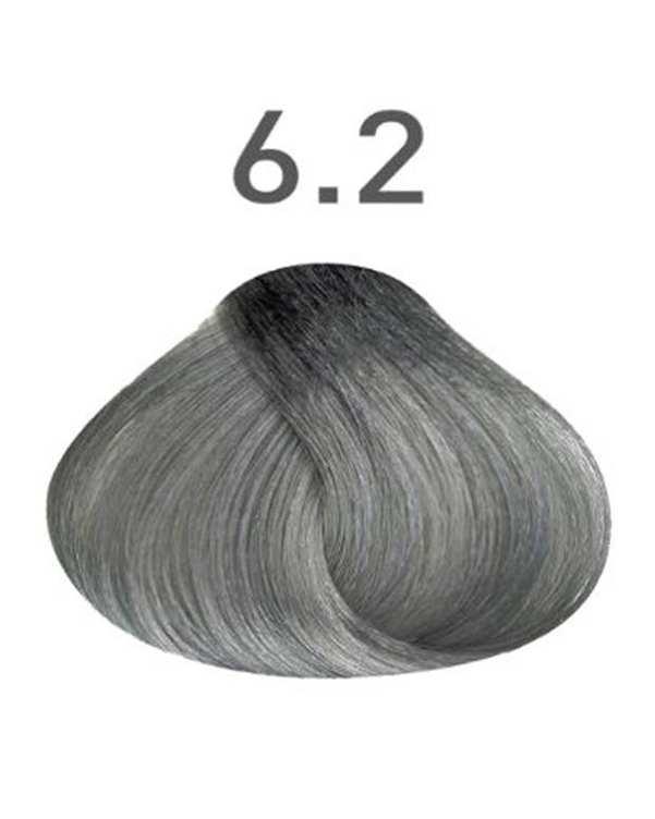رنگ مو شماره 6.2 خاکستری 120 میلی لیتری ویتامول