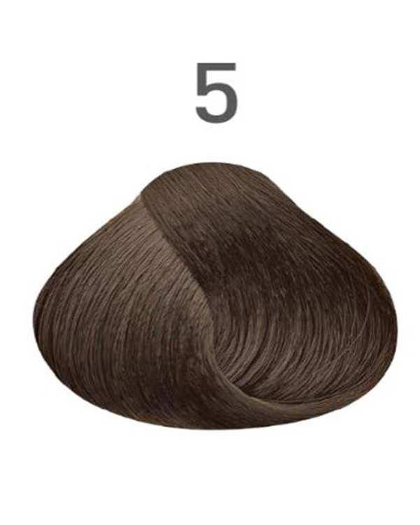 رنگ مو شماره 5 طبیعی 120 میلی لیتری ویتامول